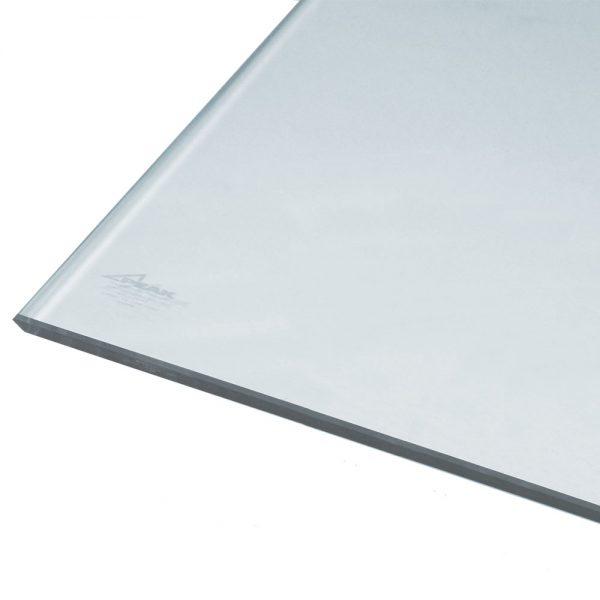 42-inch and 66-inch glass panels at Peak Aluminum Railing