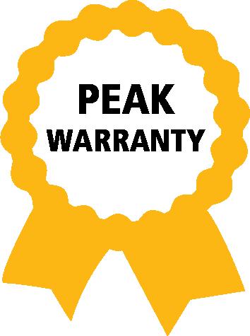 PeakWarranty
