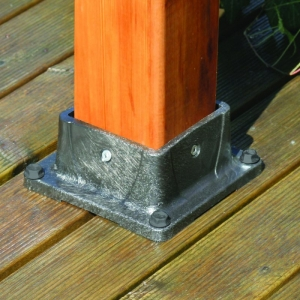 Plastic Post Anchors
