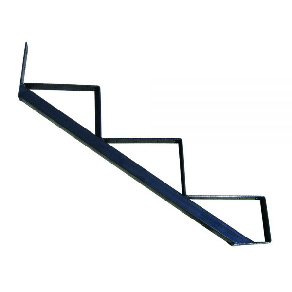 Steel Stair Riser 3 Steps