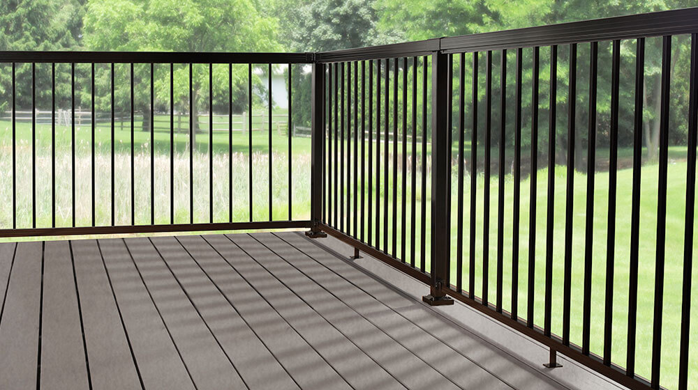 black-aluminum-railing-with-standard-pickets-gallery