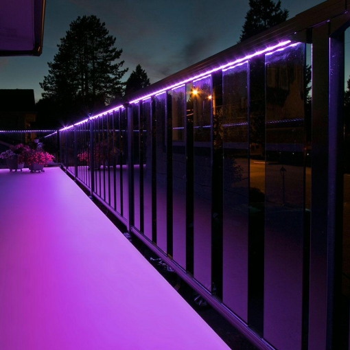 Violet color LED Lighting