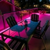 Pink LED Lighting