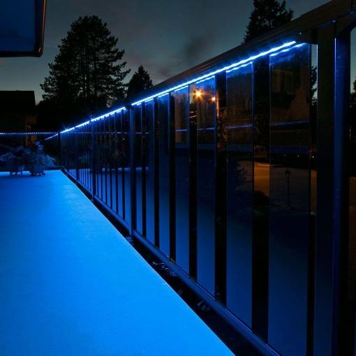Blue LED Lighting in Peak LED Lighting