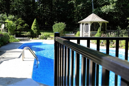 Aluminum Pool Fencing - The most intuitive pool fencing in the market